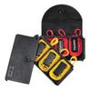 Футляр для шести одноразовых наручников HTH-36 ESP