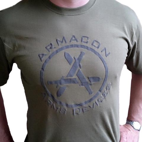 Футболка Armacon – купить с доставкой по цене 890руб.