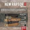 Тактический ремень Kryptek Raptor Vertx – фото 4