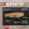 Тактический ремень Kryptek Raptor Vertx – фото 3