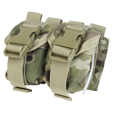 Двойной гранатный подсумок Condor – купить с доставкой по цене 2090руб.