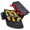 Футляр для шести одноразовых наручников HTH-46 ESP