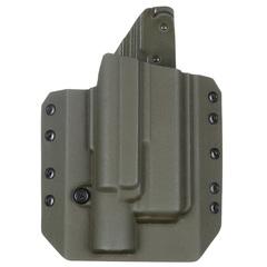 Кобура под Glock 17 с фонарём X300 5.45 DESIGN