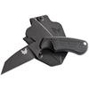 Тактический нож с фиксированным лезвием BM125BK Azeria Benchmade – фото 2