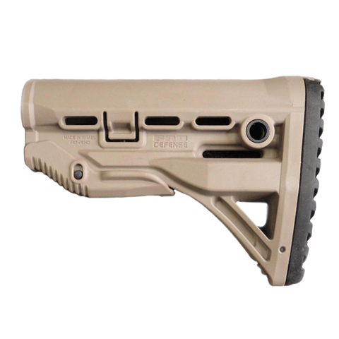 Полимерный приклад GL-Shock Fab-Defense – купить с доставкой по цене 6 950р