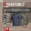 Рубашка поло с длинным рукавом Phantom LT Long Vertx – фото 6