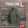 Рубашка поло с длинным рукавом Phantom LT Long Vertx – фото 7