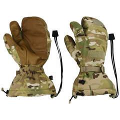 Трехпалые перчатки-рукавицы Swoop Mitt Shell Outdoor Research