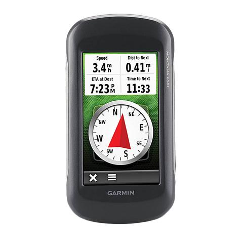 GPS-навигатор Garmin Montana 650t – купить с доставкой по цене 44 690 р