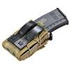 Комбинированный подсумок под магазин автомат и пистолет Double Decker Taco High Speed Gear