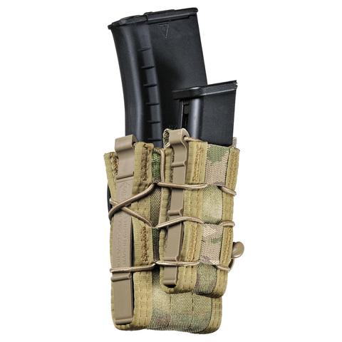 Комбинированный подсумок под магазин автомат и пистолет Double Decker Taco High Speed Gear – купить с доставкой по цене 4490руб.