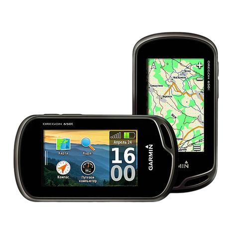 GPS-навигатор Garmin Oregon 650T – купить с доставкой по цене 36990руб.