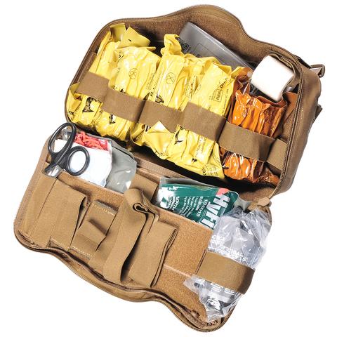 Тактическая медицинская сумка с комплектом медикаментов Phantom MultiBag Tactical Medical Solutions – купить с доставкой по цене 45785руб.