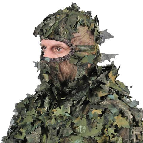 Маскировочная сетчатая маска-балаклава LLCS Jack Pyke – купить с доставкой по цене 1 390р