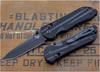 Тактический складной нож 909 BK Mini-Stryker Benchmade – фото 2