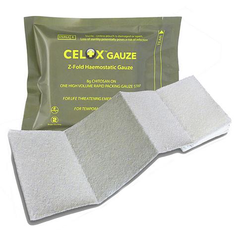 Тактический бинт Z-Fold Celox – купить с доставкой по цене 3290руб.