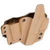 Комбинированная кобура из Kydex для скрытого ношения под Glock 5.45 DESIGN – фото 3