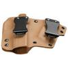 Комбинированная кобура из Kydex для скрытого ношения под Glock 5.45 DESIGN – фото 4