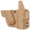 Комбинированная кобура из Kydex для скрытого ношения под Glock 5.45 DESIGN – фото 2