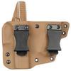 Комбинированная кобура из Kydex для скрытого ношения под Glock 5.45 DESIGN – фото 6