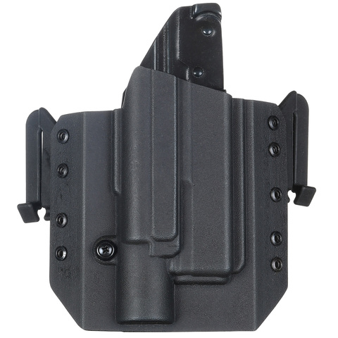 Быстросъёмная кобура под Glock 17 с фонарём X300 5.45 DESIGN – купить с доставкой по цене 0руб.