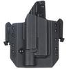 Быстросъёмная кобура под Glock 17 с фонарём X300 5.45 DESIGN – фото 1