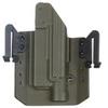 Быстросъёмная кобура под Glock 17 с фонарём X300 5.45 DESIGN – фото 3
