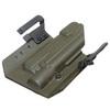 Быстросъёмная кобура под Glock 17 с фонарём X300 5.45 DESIGN – фото 6