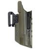 Быстросъёмная кобура под Glock 17 с фонарём X300 5.45 DESIGN – фото 7