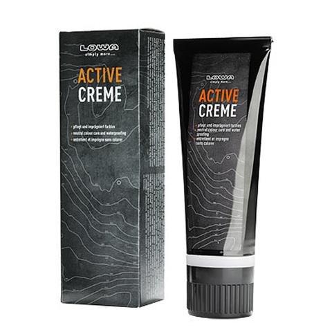Прозрачный крем для обуви Active Creme Lowa – купить с доставкой по цене 180руб.