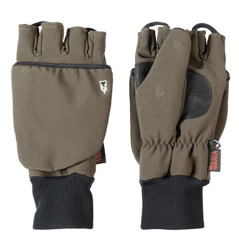 Тактические рукавицы-митенки Heat 2 Softshell Outdoor Pro – купить с доставкой по цене 4190руб.