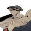 Тактические рукавицы-митенки Heat 2 Softshell Outdoor Pro