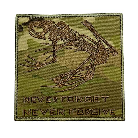 Патч 'Never Forget Never Forgive' – купить с доставкой по цене 990 р
