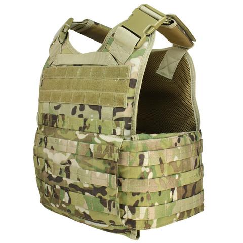 Тактический жилет для бронепластин Condor – купить с доставкой по цене 8 390р