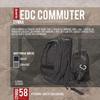 Тактический рюкзак EDC Commuter Vertx – фото 8