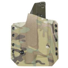 Кобура под Glock 17 с фонарём X400 5.45 DESIGN