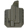 Кобура под Glock 17 с фонарём X400 5.45 DESIGN – фото 3