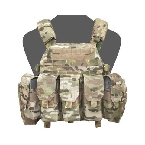 Тактический разгрузочный жилет с подсумками под М4 DCS Warrior Assault Systems – купить с доставкой по цене 24 950р