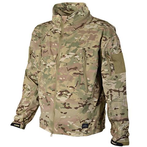 Тактическая куртка Trooper Soft Shell Helikon-Tex – купить с доставкой по цене 6 860р