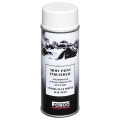 Краска для оружия Flat White Fosco