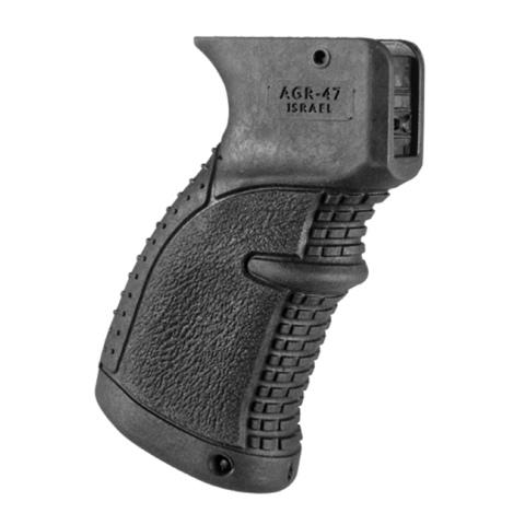 Пистолетная прорезиненная рукоятка AGR-47 для AK 47/74/Сайга Fab-Defense – купить с доставкой по цене 2600руб.