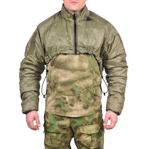Тактическая куртка HalfJak Insulation Crye Precision – купить с доставкой по цене 29 690р