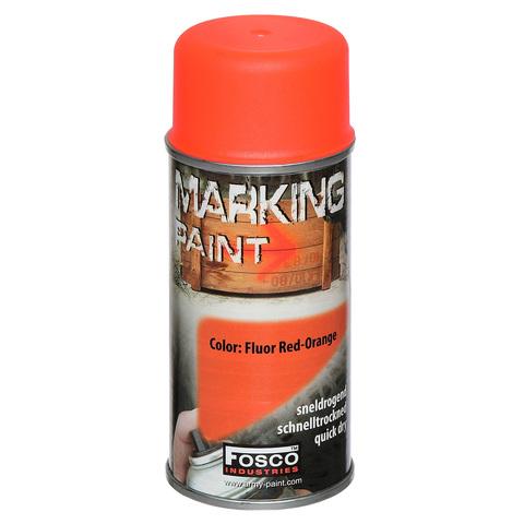 Cигнальная краска Fluor Red-Orange Fosco – купить с доставкой по цене 265руб.
