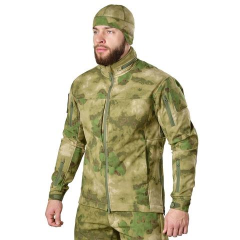 Тактическая куртка софтшелл 'МАНУЛ' 5.45 DESIGN – купить с доставкой по цене 15 800 р