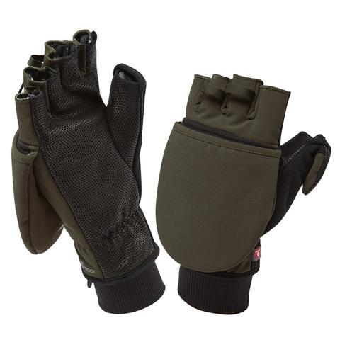 Зимние тактические перчатки-рукавицы Outdoor Sports Mitten Sealskinz – купить с доставкой по цене 3455руб.