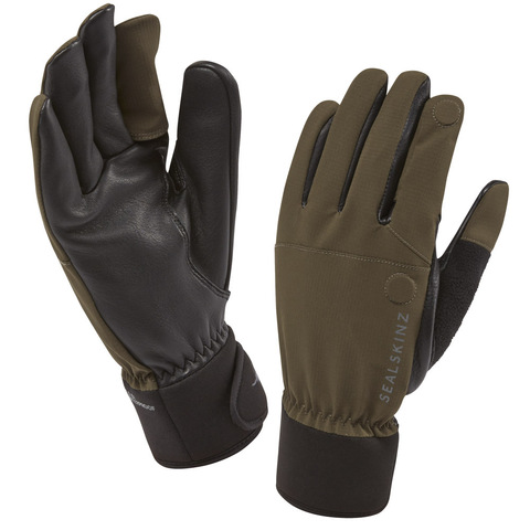 Зимние тактические перчатки Shooting Gloves Sealskinz – купить с доставкой по цене 3455руб.