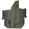 Быстросъёмная кобура под Glock 17 с фонарём X400 5.45 DESIGN – фото 3