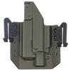Быстросъёмная кобура под Glock 17 с фонарём X400 5.45 DESIGN – фото 4