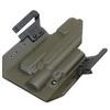 Быстросъёмная кобура под Glock 17 с фонарём X400 5.45 DESIGN – фото 6
