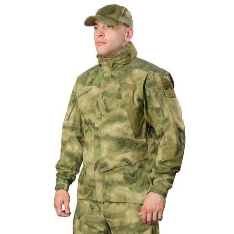 Мембранная влаговетрозащитная куртка
